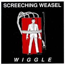 Wiggle by Screeching Weasel (CD, Jan-1993, Lookout)