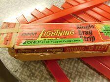Johnny Lightning single drag strip track