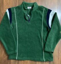 Talla L Sudadera sudaderas con y sin capucha verde (Talla 4