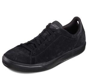 Men Athletic Sneakers Skechers Performance GoVulc 2-Point Walking Shoes Black