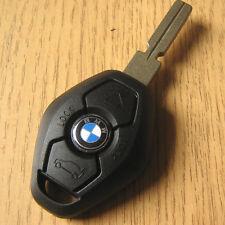Funkschlüssel GEHÄUSE 3 Tasten BMW 3 5 7 Serie E46 E39 E36 E38 E34 Z3 Z4 X3 X5