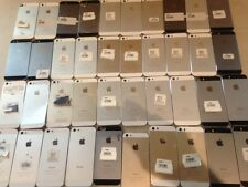 ( Lot of 50) Oem Iphone 5s  back housing black  white/silver white/gold