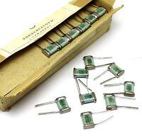 16pcs 62pF - 6200pF 500V Silver Mica Capacitors SGM USSR NOS