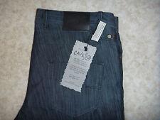Cavello Jeans Gr 36 silber grau glänzend Gabber Denim Hose Techno Hardcore gabba