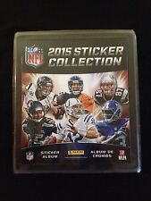 Panini 2015 NFL Collection Complete Stickers Set Album