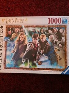 Ravensburger Harry Potter - 1000 Piece Jigsaw Puzzle for Adults & for Kids