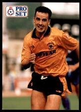 Pro Set Football 1991-1992 Wolverhampton Wanderers Paul Cook #225