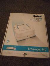 iRobot Braava jet 240 Robot Mop - White
