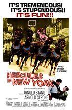 Hercules In New York Movie Poster 24inx36in