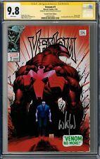Venom #1 CGC 9.8 Signature Series Whilce Portacio