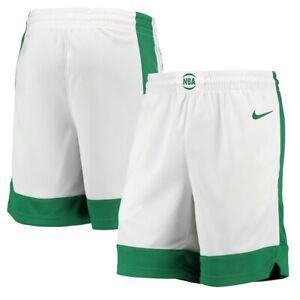 New Nike NBA Boston Celtics 2021 Swingman Shorts Men's 2XL/46 NWT Team Issued