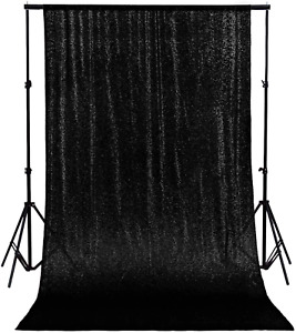 Sequin Curtains Panels Fuchsia Sequin Photo Backdrop Hot Pink Sequin B 1 Panel