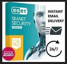 ESET Smart Security Premium / 1PC / 3 AÑO ORIGINAL / ENVIO INSTANTANEO 3secs