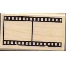 Rubber Stamp Inkadinkado Film Frame 1189