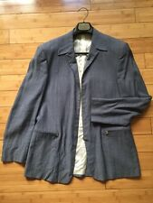 VERSACE CLASSIC Suit Jacket Blazer Coat Versus Vintage 50 Jean Military Men M