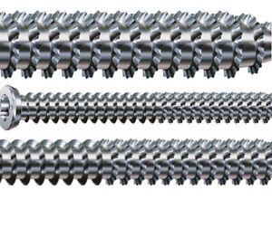Spax Frame Fixing Wirox 7.5 TORX T30 Masonary Concrete Brick Wood Screws