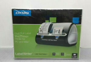 NEW!! DYMO Label Writer 450 Twin Turbo label printer 71 Labels Per Minute SEALED