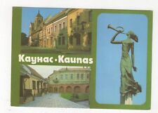 Kayhac Kaunus Lithuania Postcard 448a
