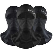 Neck Gaiter Thermal Balaclava Full Face Scarf Head Cover Snood Bandana Headwear