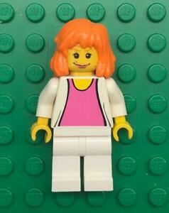 Lego Mary Jane 3 Minifig Lot: Spiderman Figure 4852