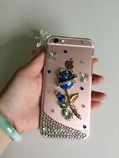 3D-Handmade-Bling-Design-Crystal-Diamond-Hard-Case-Cover-for-iPhone 6/6S
