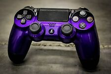 Sony PlayStation 4 PS4 Controller - Pearl Purple with Metallic Black Fade