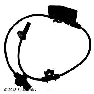 ABS Wheel Speed Sensor Rear Left Beck/Arnley 084-4851 fits 09-15 Honda Pilot