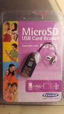 LOT DE 12 PIECES MICRO SD USB CARD READER INTEGRAL