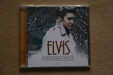 ELVIS  CHRISTMAS PEACE   BRAND NEW SEALED GENUINE UK RETAIL CD