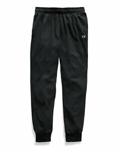 Champion Sweatpants Men's Jersey Joggers Side Pockets Comfortable Athletic Fit