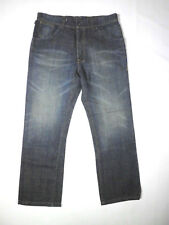 Angelo Litrico Herren Jeans Gr.W34/L30 dunkelblau  (J2554)