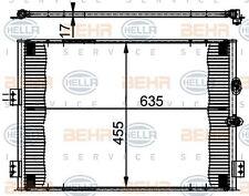8FC 351 302-071 HELLA Condenser  air conditioning