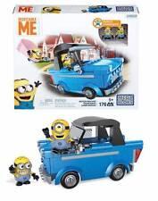 Mattel MEGA BLOCKS MINIONS / Motor Mischief - Minions Original Verpackung defekt