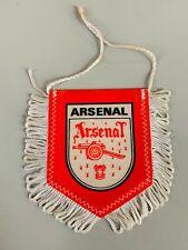 Arsenal London fanion vintage football banderin pennant wimpel
