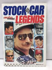 Nascar Auto World Stock Car Legends Magazine 2002 Dale Earnhardt Jeff Gordon