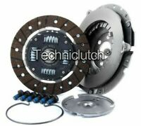 NATIONWIDE 2 PART CLUTCH KIT FOR VW GOLF HATCHBACK 1.6