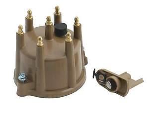 Distributor Cap & Rotor Kit - HEI Style - Tan - 8230ACC