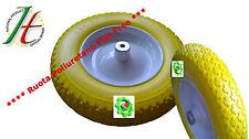 Ruote Carriola pneumatica 3.50 - 8 modello Vespa carriole Asse lungo