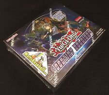 YUGIOH DESTINY SOLDIERS BOOSTER BOX 1ST EDITION BRAND 24 PACKS FACTORY SEALED