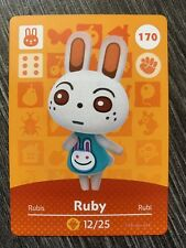 Rubina/Ruby Animal Crossing Amiibo Serie 2 170