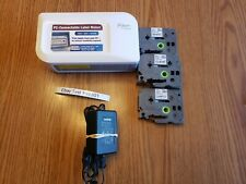 Brother P Touch Pt 2430 Pc Pc Connection Label Maker With Auto Cutter Bundle