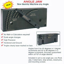 Snap Jaws Special Angle Vise Jaw Quickly Do Any Angle