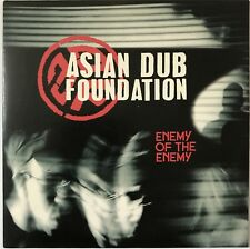 ASIAN DUB FOUNDATION : ENEMY OF THE ENEMY - [ CD ALBUM PROMO ]