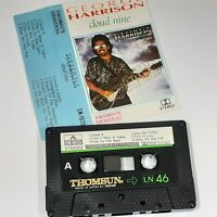 GEORGE HARRISON CLOUD NINE THOMSUN IMPORT CASSETTE TAPE ALBUM SAUDI ARABIA