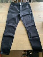 LC Lauren Conrad Women's Size 8 Black Jeggings