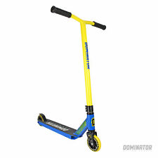 Dominator Ranger Complete Scooter - Yellow / Blue