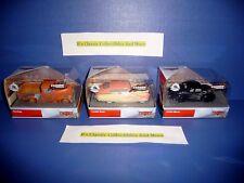 Disney Store Car's Chaser Series Smokey, Louise Nash, Jr. Moon Die Cast Cars Set