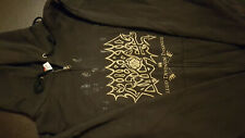 morbid angel - hoodie sweatshirt -xl -vintage-cd-lp- death metal-2