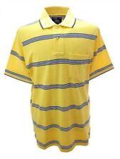 Magliette da uomo giallo poliestere taglia XL