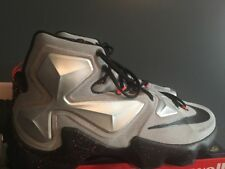 Lebron 13 Grey/Orange Size 13